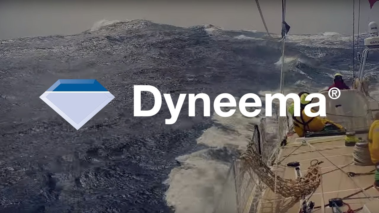 Ropes with Dyneema® by Marlow at Clipper Round The World Race